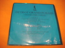 Cardsleeve Full CD DETROIT GRAND PUBAHS Thanks For Coming PROMO 4TR 2008 tech