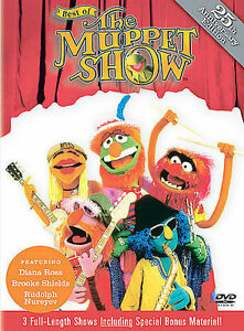 Best-of-The-Muppet-Show-NEW-Diana-Ross-Brooke-Shields-Rudolph-Nureyev-DVD