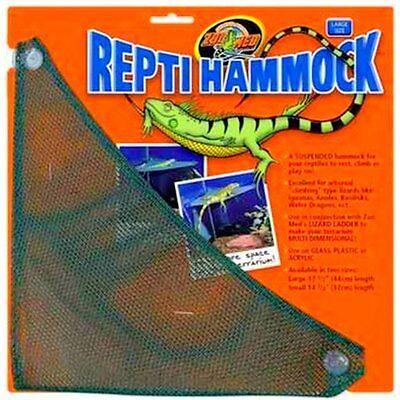 Zoo Med Mesh Repti Hammock ZooMed for Lizard Gecko Iguana Reptile Terrarium