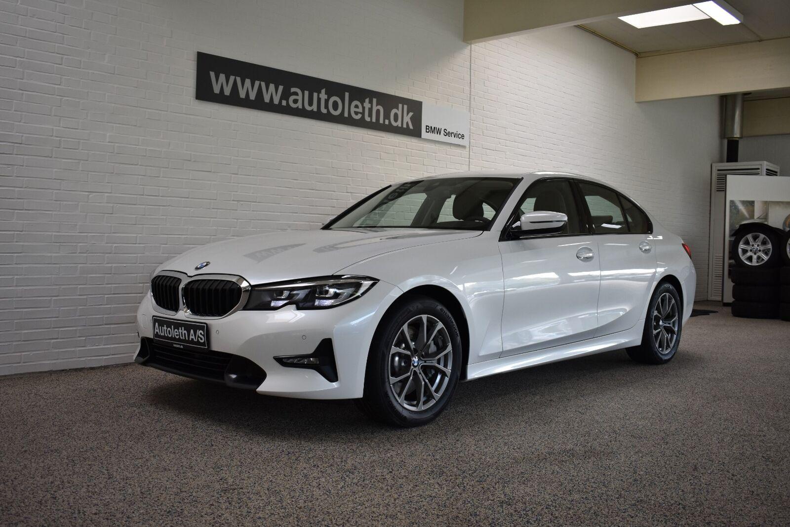 BMW 330i 2,0 Sport Line aut. 4d
