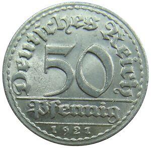 (z91) - Deutschland Germany Weimarer Republik - 3, 50, 200, 500 Mark Pfennig üBerlegene (In) QualitäT
