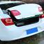 Car Stainless Rear Tail Gate Molding Trim Strip For Chevrolet Cruze Sedan 09-14