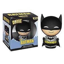 Batman Black Suit Dorbz Vinyl Figure - New in stock dented box