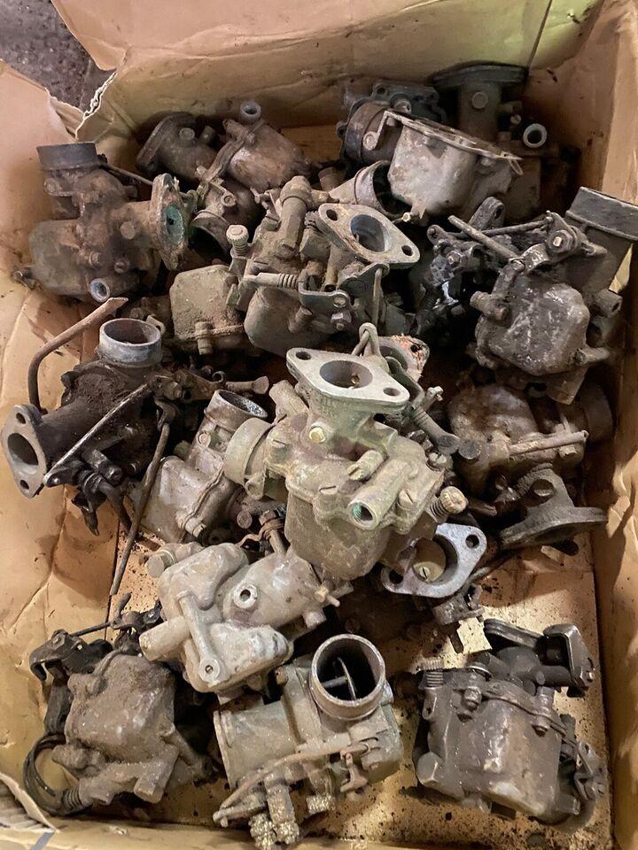 Zenith 28g karburator, Zenith