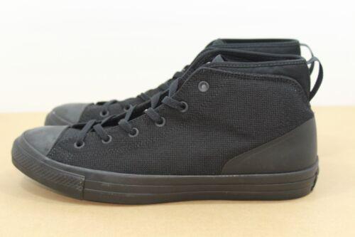 Star Syde Street Sneaker Mid Black
