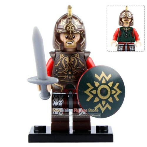 DR.TONG Medieval Knight Game of Thrones Action Figure Lego Jaime Lannister Toys