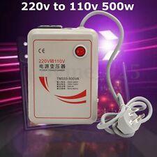 Mini Transformer 220v to 110v 60hz 50w Converter Step Down Voltage ...