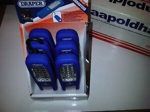 DRAPER-TOOLS-QUALITY-24-LED-WORKLIGHT-PACK-OF-6-IN-RETAIL-DISPLAY-BOX-BATTERIES