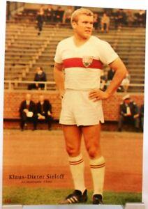Fußball Nationalspieler DFB Richard Herrmann Fan Big Card Edition B113