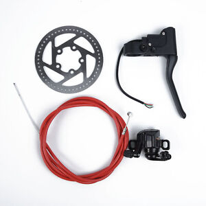 New-Brake-Cable-Disk-Break-Set-For-Xiaomi-M365-Electric-Scooter-With-Disk-Base