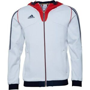 adidas-Performance-Zip-Hoody-Size-56-58-034-3XL-White-RRP-55-Brand-New-PLUS-SIZE