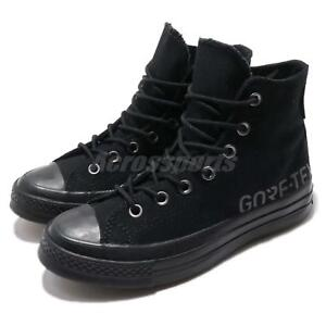 ed0c4973e9e4 Converse First String Chuck Taylor All Star 70 Hi Gore-Tex Men Black ...