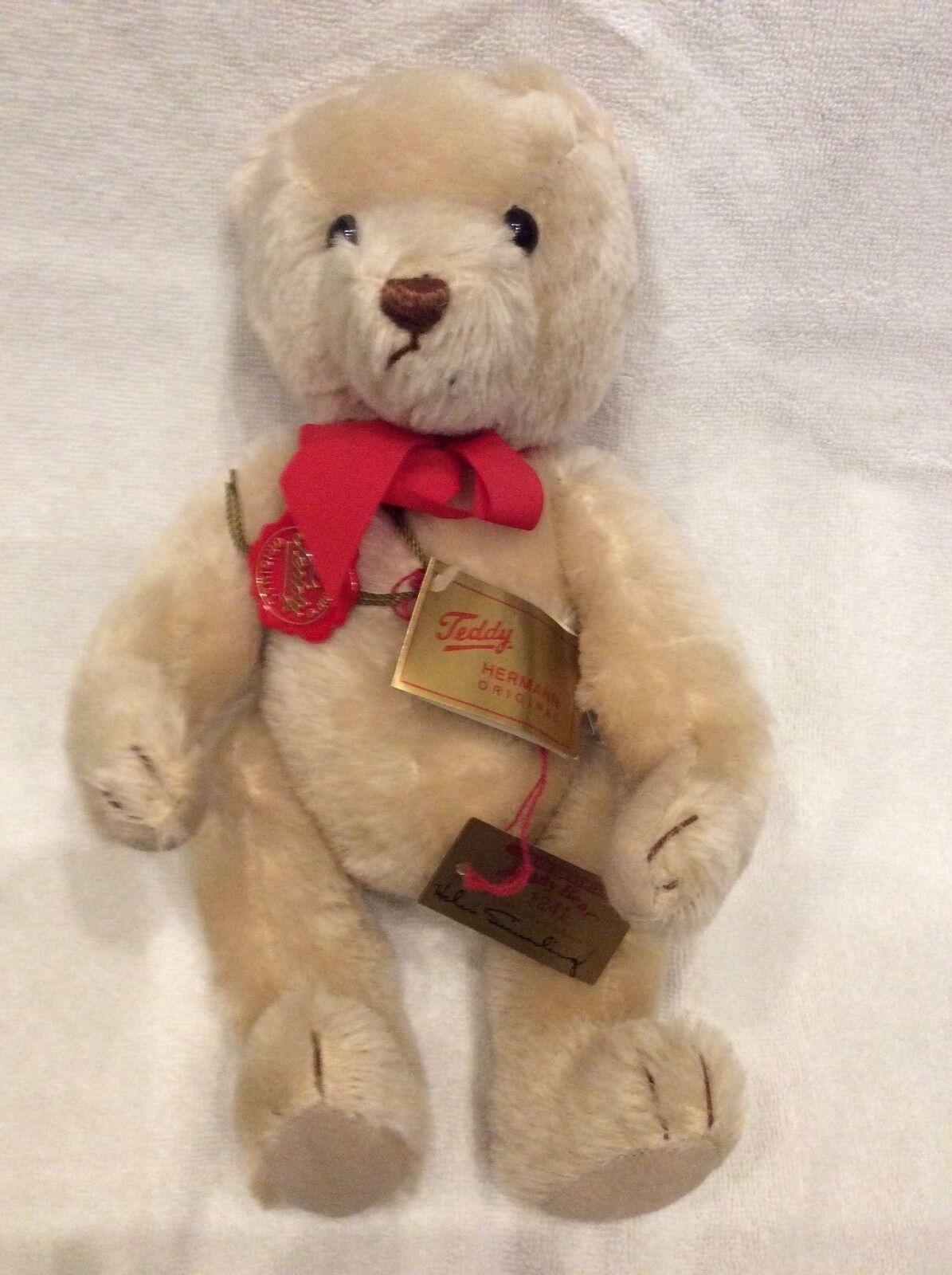 Hermann Helen Sieverling Teddy Bear  1241 / 3000