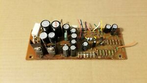Pioneer SX-650 receiver - power amplifier assembly 2 - GWR-101
