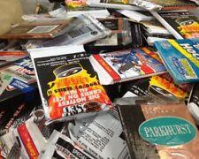100 Unopened Vintage Hockey Cards in factory Sealed Wax Packs