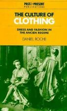 The Culture of Clothing: Dress and Fashion in the Ancien Régime-ExLibrary