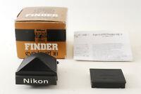 [MINT!] Nikon DE-1 F2 Eye Level Finder Black for F2 camera w/Box From JAPAN #381