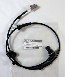 New Front Right ABS Wheel Speed Sensor for Nissan Maxima 479107Y000
