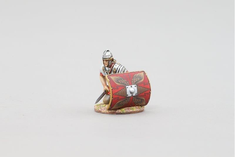 THOMAS GUNN ROM089A - Raiding Party Middle (Red Shield)
