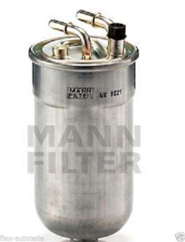 Mann WK8021 Kraftstofffilter Dieselfilter Opel Combo Corsa C D 1,3 1,7 CDTI 16V
