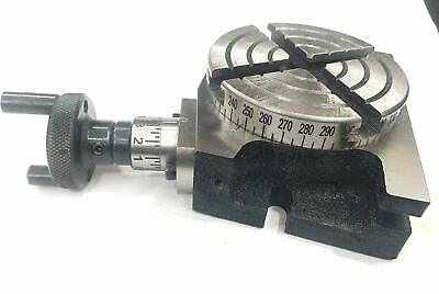 MILLING,ENGINEERING TOOL JEWELRY PRECISION SMALL 2-3//4 ROTARY TABLE FOR WATCHMAKERS