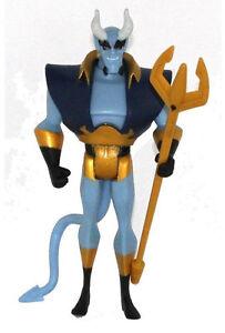 JUSTICE LEAGUE UNLIMITED  DC SUPERHEROES BLUE DEVIL