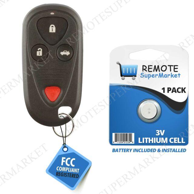NEW Keyless Entry Key Fob Remote For a 2003 Chevrolet Corvette 4BTN Program Inst