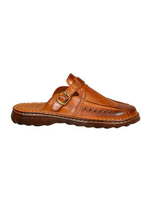 Calzado de Hombre Cuero Búfalo Cómodos Zapatos Sandalias de forma ortopédicos UK Size 7-11
