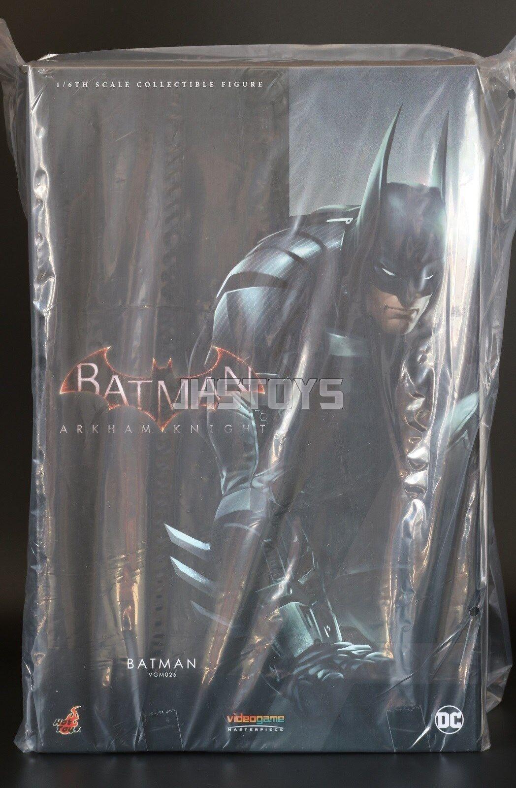 Hot Juguetes 1 6 Batman Arkham Knight Batman VGM26