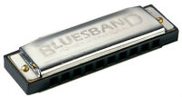 HOHNER BLUES BAND HARMONICA  # 1501~ Key of C ~ A Favorite!!