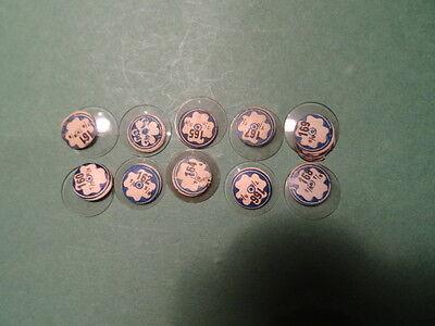 Flight Tracker Gewölbte Uhrengläser 10 Stück, 160 Bis 169 Schnelle Farbe