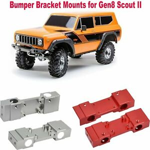 Redcat Racing Gen 8 Scout upper and lower rear suspension links