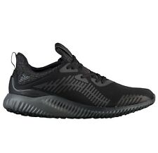 471e573e2699e Adidas Alphabounce Xeno Mens B39074 Black Granite Mesh Running Shoes Size 10
