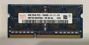 Hynix-RAM-4GB-2R-10600S-DDR3-1333MHz-Low-Halogen-SODIMM-PC3-Laptop-Lenovo-NEU