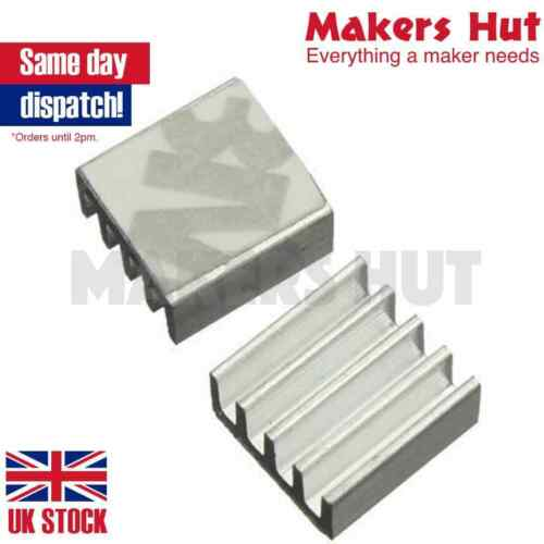 5x 9x9x5mm Dissipatore Dissipatore di calore A4988 DRV8825 rampe raffreddamento PI