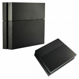 Solid Matte Black HDD Hard Drive Cover Replacement for P S 4 Console