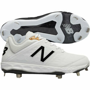 newest collection 71c74 ae921 Image is loading New-Balance-Mens-L3000v4-Synthetic-Low-Metal-Cleats