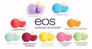 EOS Lip Balm Evolution Of Smooth Organic and 100% Natural