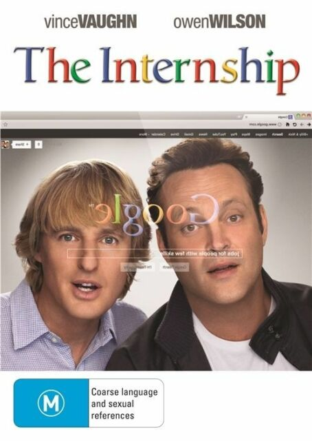 The Internship    DVD       31