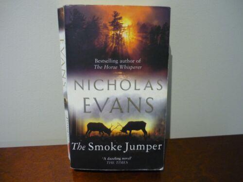 1 of 1 - NICHOLAS EVANS ROMANCE - THE SMOKE JUMPER - COMBINE POSTAGE & CUT COSTS