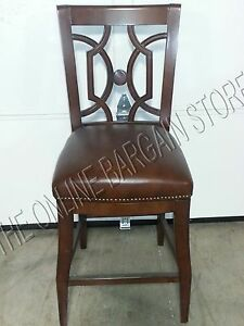 Frontgate Kitchen Brighton Counter Height Barstool Chair