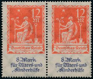 DR-1922-MiNr-234-IV-tadellos-postfrisch-gepr-Infla-Mi-130