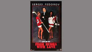 russia love from Fedorov with