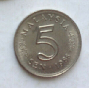 Parliament-Series-5-sen-coin-1988