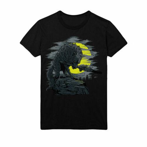 Great Grey Wolf Sif T-shirt Dark Souls