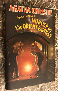 Murder-on-the-Orient-Express-1934-First-Edition-Facsimile-Agatha-Christie-w-DJ