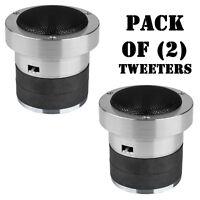 Pack Of (2) Pyle Pdbt37 1 Titanium Super Tweeter W/ Aluminum Frame, 500 Watts on sale