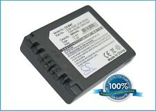 Batteria per Panasonic Lumix DMC-FZ20 DMW-BM7 lumix DMC-FZ5EG CGR-S002 CGA-S002E