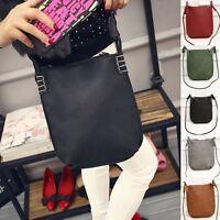 Women Leather Messenger Crossbody Shoulder Bag Satchel Handbag Hobo Tote Purse
