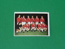 AGEDUCATIFS PANINI FOOTBALL 1975-76 LEGIA VARSOVIE WARSZAWA POLSKA POLOGNE